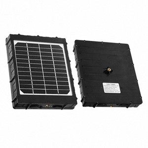 Painel Solar Energia Solar Charger Para 4G Hunting melhor câmera Trail Camera Trail Camera Atiq #