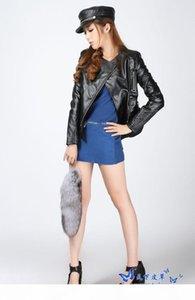Fox Tail Anahtarlık Gümüş Mavi Kürk Alopex lagopus Çanta Aksesuar Anahtarlık Ring Püsküller Doğal Renk Cospaly ToySupper Huge Fluffy'yi Hook