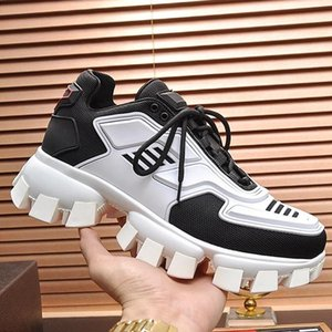 Fashion Men Shoes Cloudbust Thunder Knit Sneakers Casual Scarpe Da Uomo Luxury Footwears Men &#039 ;S Casual Shoes Fashion 7 Colors On Clear