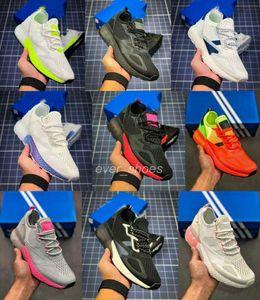 2020 zapatos corrientes de los nuevos originales ZX 2K Run Mesh Ultra hombre de la moda del verano Mujeres Triple Blanco Negro Diseñador zapatillas de deporte 36-45
