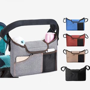 Large Diaper Bag Maternity nappy bag Baby Stroller Organizer Nappy diaper Pram Cart Basket Stroller Accessories