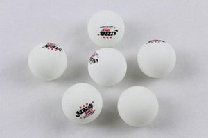 Wholesale-60 Pcs   Lot 3 Stars 40 mm DHS DOUBLE HAPPINESS Table Ttennis Ball Olympic Table Tennis White Balls 2.8G GjgS#