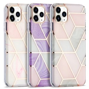 Deigner Cell Phone Case 11 Pro Max Cases Marble Pattern High Quality Protective Cover Apple 7 8 Plus