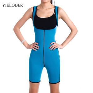 YIELODER Full Body Shaper Zayıflama Bel Trainer Modelleme Kemer Uyluk Redüktör Karın Kontrol Butt Push Up Shapewear 015 Y200706 kaldırıcı