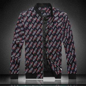 Designer Fashion Contrast Color Outerwear Coat Mens Clothing Streetwear Male Jacket Men High Street Hoodies Hip Hop Jackets Fashion Clothes