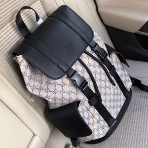 M8033 G Soft Trunk discovery backpack high quality designers handbag fashion brand shoulder bag Suitcase High capacity bags Mountaineering