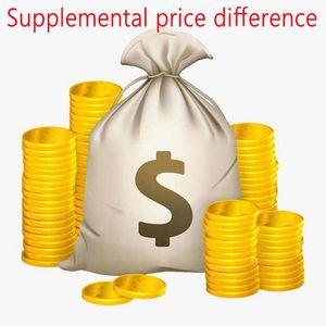 Ödeme fiyat farkı için özelleştirilmiş fiyat, doğru fiyata itmes ekleme