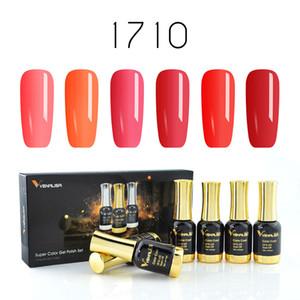 2020 New Fashion Neon Nail Enamel Gel Polish Soak Off UV 120 Colorful Long lasting gel Nail Color Art polish