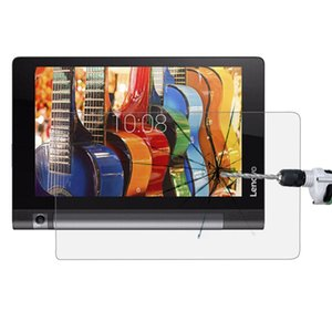 Lenovo YOGANIN Sekme 3 10 inç / YT3-X50F 0.3 9H Sertlik Temperlenmiş cam Ekran film için