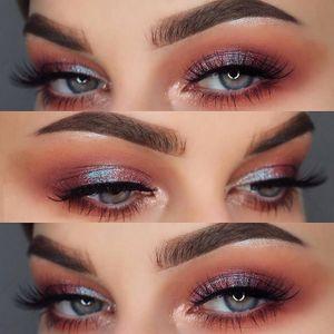 ups!8 styles faux mink eyelashes 3d natural lashes Crisscross Thick Natural Appearance False Eyelashes Fur Lashes