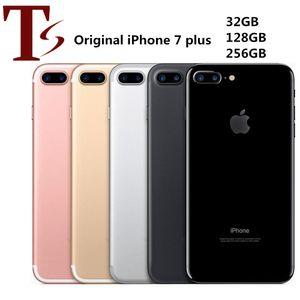 Remis à neuf d'origine Apple iPhone 7 plus 5,5 pouces d'empreintes digitales iOS 10 Quad Core 3 Go de RAM 32/128 / 256Go ROM 12MP débloqué 4G LTE Téléphone
