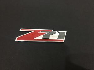50pcs Z71 Emblem badges 3D Silverado fits 2500HD