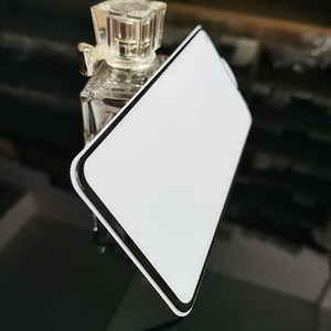 9D Tam Tutkal AG mat temperli cam Ekran Koruyucu için VIVO NEX / NEX2 / Y93 / Y95 / Z5 / Y97 / Z3 / Z3I / IQ00 / IQoo pro in karton KUTUSU