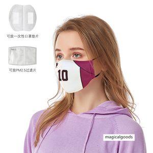 Volleyball juvenile Haikyu3D printed dustproof anti-fog mask PM2.5 non-disposable mask