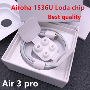 Airoha 1536u Loda Chip Air Gen 3 AP3 إعادة تسمية GPS سماعات لاسلكية شحن سماعات بلوتوث القرون 2 AP برو AP2 سماعات الأذن الجيل الثاني