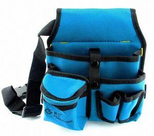 siyah alet çantası ile Sunred kaliteli mavi elektrikçi 600D desity No.104 Freeshipping 3KBH #