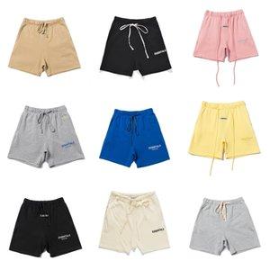 AGHI 3 colori moda pantaloni della tuta farfalla ricamata laterale banda Essentials Mens Pantaloni WoEssentials Uomo Pantaloni lunghi Cordino # 520