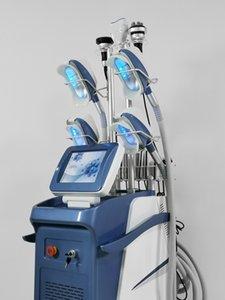 Haute technologie 360 angle entourant la cryolipolyse minceur machine Cryo + lèvre laser + 40k cavitation + RF Double menton double menton