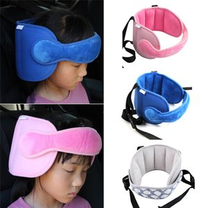 Safety Car Soft Thick Safe Adjustable Release Buckle Seat Sleep Nap Aid Child Kid Baby Head Support Holder Protector Belt#291993