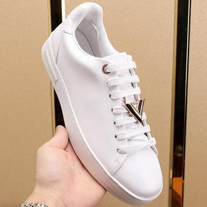 High Quality Frontrow Sneaker Men &#039 ;S Shoes Fashion Design Comfortable Sports Shoes Plus Size Lace -Up Casual Men Shoes Scarpe Sportive