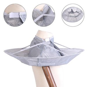 Salon Hair Cutting Cape Umhang Familie Haar-Ausschnitt-Trimming-Abdeckung Regenschirm Haircut Werkzeug