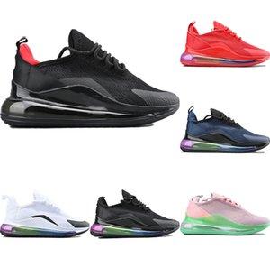Avec Box 2020 Dccxx motif de creux maille respirante Chaussures de sport originale Dccxx arc-en-Gradient Air Zoom Rembourrage Chaussures Jogger