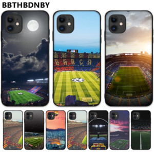 Barcelona Home football stadium Phone Case cover For iphone 5 5S SE 5C 6 6S 7 8 plus X XS XR 11 PRO MAX