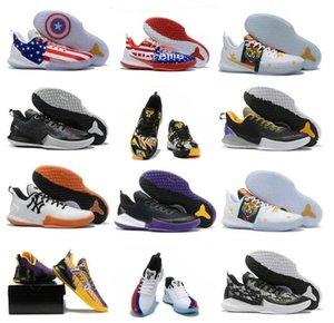 Hot Mens KB Bean Bryant Mamba Fokus EP-Basketball-Schuhe für Sport-Turnschuh-Mann-Turnschuh Sport Chaussures Größe 40-46