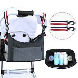 Portable Baby stroller bag Organizer baby bag for mommy Large Capacity Handbag Multifunctional waterproof Maternity Nappy