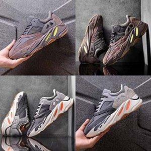 Nueva Kevin Durant 11 del tigre de bebé niños que se ejecutan Kanye West Kanye West 700 700 zapatos del muchacho muchacha joven del cabrito del Deporte Aéreo de la zapatilla de deporte Tamaño 20-27 # 236