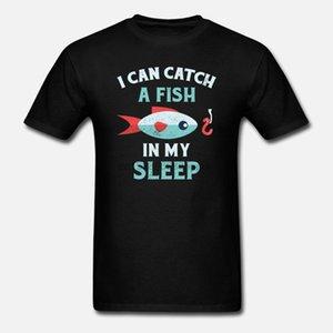 Erkekler Balıkçılık Balıkçı Balık Tshirts Kadınlar-Tshirt Funny İçin Erkekler T Shirt Yayın balığı