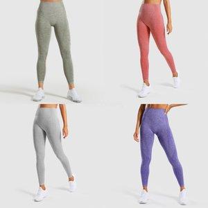 XPUHGM Gym Leggings Women'S Yoga Pants For Lady Fitness Elastic High Waist Running Tights Printed Push Up Sports Leggings#668