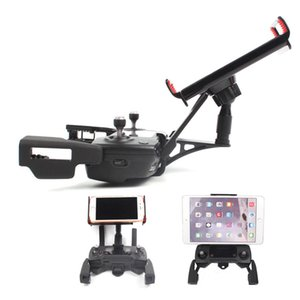 Cheap Remote Control New 360 Rotate Remote Controller Bracket Support Phone Tablet Front bracket Holder for DJI MAVIC PRO  MAVIC AIR