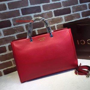 2020 Top Quality Brand design Letter embossing Handbag Large Shopping Tote Bag Women Genuine Leather 323658 XXXL Travel bag