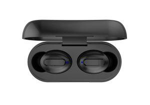 V1 무선 블루투스 헤드셋 TWS에 귀 스테레오 스포츠 블루투스 헤드셋 버스트 전원 표시 음성 제어 양자 스테레오