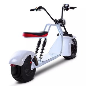 Factory direct sales Harley electric car electric motorcycle wide tire battery car adult electric scooter Harley car
