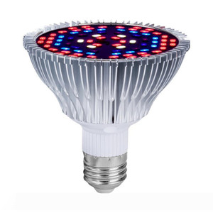 LED Grow Light Full Spectrum 30W 50W 80W E27 UV IR LED Growing Bulb for Indoor Hydroponics Flowers Plants LED Growth Lamp