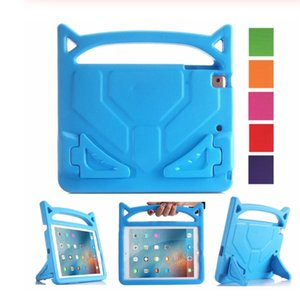 Kids Handle EVA Foam Kid-Proof Tablet Cover for iPad Mini 234 56 New ipad 9.7 10.2 kindle fire HD7 HD8 HD10
