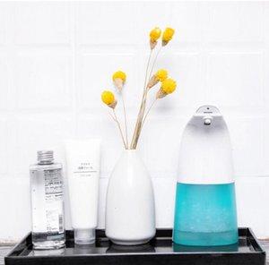 Automático dispensador de jabón más nuevo de inducción inteligente recargable de infrarrojos dispensador de jabón Thouchless desinfectante de la mano del dispensador líquido DHB554