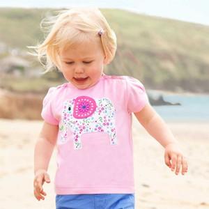 xu Stil jumpingbaby Kleidung Baumwolle Ong neue kurze Hülsen Kinder-T-Shirt Kinder-T-Shirt