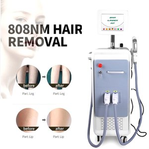 Fabrication Fournis Laser Removal Machine cheveux 808nm Diode Laser permanente Laser Hair Removal Machine en alliage d'aluminium boîte d'emballage