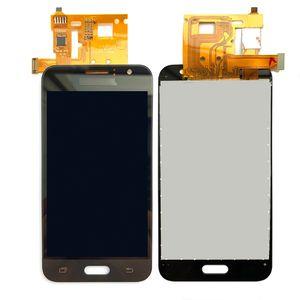 Envío libre TFT LCD para Samsung Galaxy J1 Para 2016 digitalizador Asamblea J120F J120DS J120G J120M J120 LCD de pantalla táctil