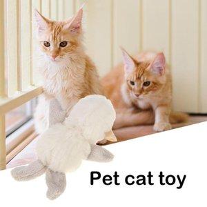 Nette Schafe Form Catnip Plüschtier Lustige Interactive Chewing Katzen Kitten Interessantes Spielzeug für Haustierkatzen