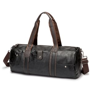 Men Handbag Large Capacity Travel Bag Casual Tote Shoulder Bag Designer Male Messenger Luggage Bag Casual Crossbody Travel Bags CX200711