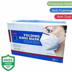 Top-Qualität Maske Protect Anti-Staub-Gesicht 95% Filtration Maske Mundschutz Filter Staubdichtes Schutz vorrätig Maske