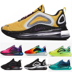 Top quality Designers shoes total eclipse sunset northern lights day mens womens luxury moon throwback future running sneakers W5G2T