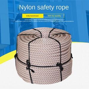 kurtarma Naylon naylon emniyet halatı kurtarma emniyet halatı