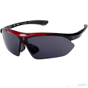 Brand Designer Outdoors Sports Cycling Bicycle Bike Riding Mens SunGlasses Eyewear Women Goggles Glasses UV400 Lens Y169