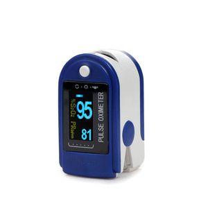 Fingertip Oximeter erwachsener Haus Pulsfingerspitze-Oximeter mit LED-Digitalanzeige 50DL häusliche Pflege DHL-freiem Verschiffen