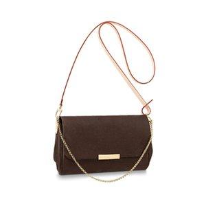 2020 Qualité Hight hobo fourre-tout monogramme célèbre en cuir véritable sac à main Sac bandoulière femme sac à main M40718 mm en cuir véritable favori Livraison gratuite